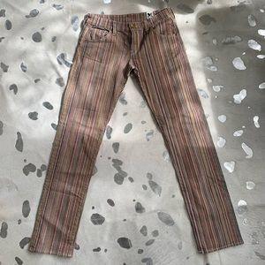 M Missoni striped jeans